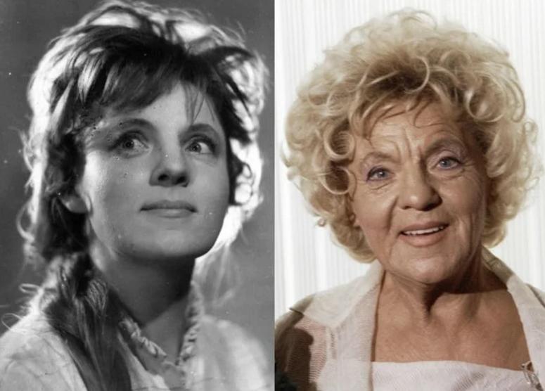 7 некрасивых советских актрис, добившихся успеха
